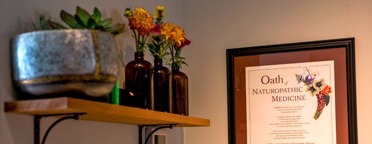 Become a New Patient at Market Place Naturopathic